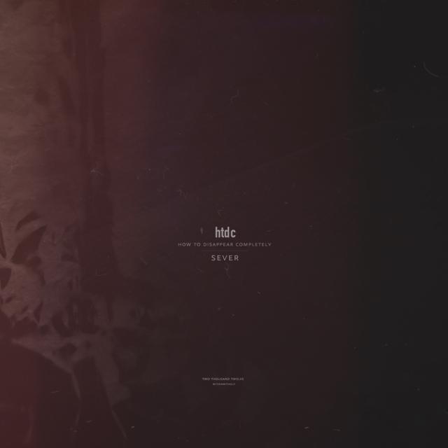 sever album cover