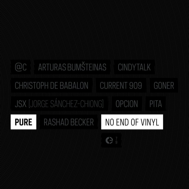 pure no end of vinyl
