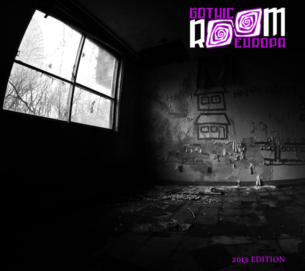 Darkitalia gothic room 2013 compilation i vacation in for Dark house music