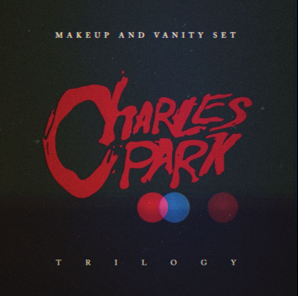 charles park trilogy makeup and vanity set