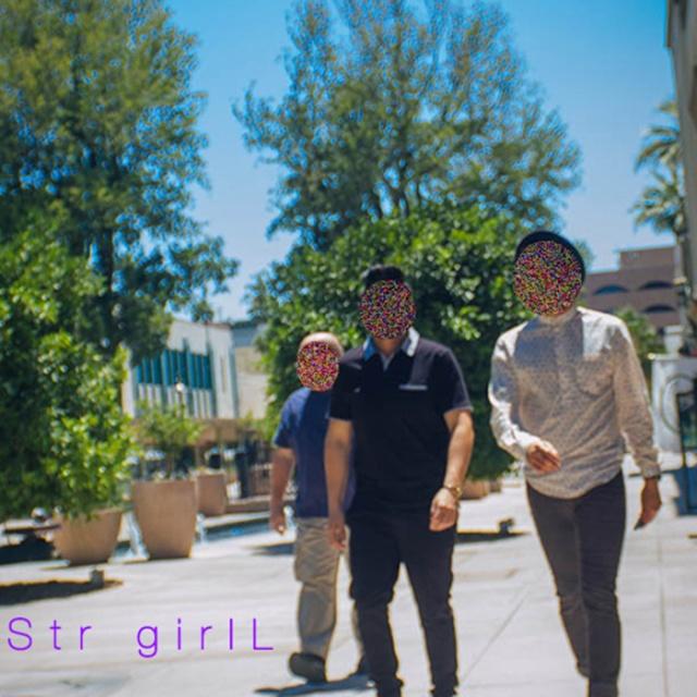 str girl