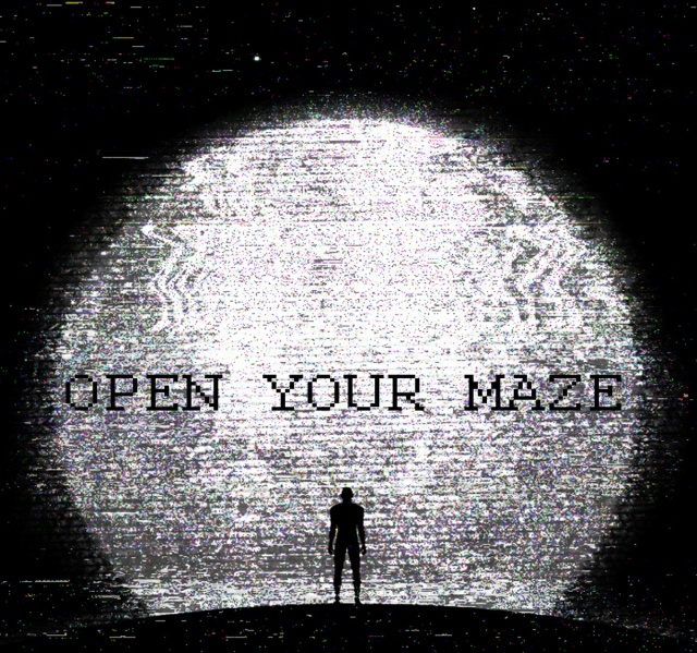open your maze